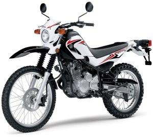 2010-Yamaha-XT250-front