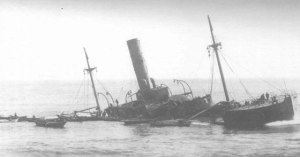 florizel sinking