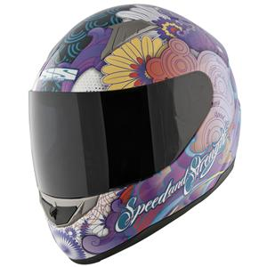 2013-speed-and-strength-womens-flower-power-helmet-purple