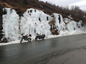 bikes ice